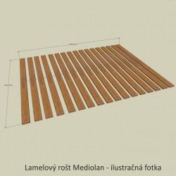 MEDIOLAN ROST 160x200 ...