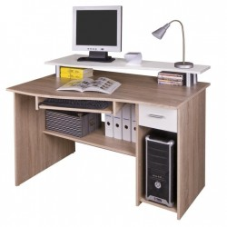 PLUTO PC STOL DUB SONOMA/BIELA  4011701072 ...