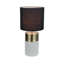 QENNY STOLNA  LAMPA TYP 20  LT8371 CIERNA ...